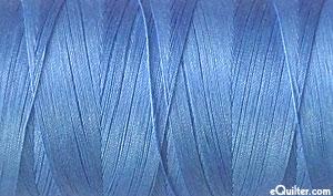 Blue - AURIFIL Cotton Thread - Solid 50 Wt - Lt Wedgwood