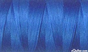 Blue - AURIFIL Cotton Thread - Solid 50 Wt - Delft Blue