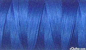 Blue - AURIFIL Cotton Thread - Solid 50 Wt - Pacific Blue