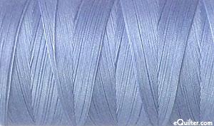 Blue - AURIFIL Cotton Thread - Solid 50 Wt - Very Light Delft