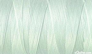 Green - AURIFIL Cotton Thread - Solid 50 Wt - Mint Ice