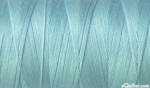 Aqua - AURIFIL Cotton Thread - Solid 50 Wt - Aquamarine