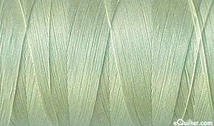 Green - AURIFIL Cotton Thread - Solid 50 Wt - Pale Sage