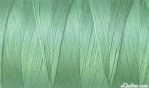 Green - AURIFIL Cotton Thread - Solid 50 Wt - Light Juniper