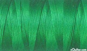 Green - AURIFIL Cotton Thread - Solid 50 Wt - Green