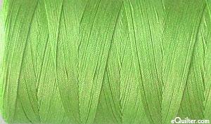 Green - AURIFIL Cotton Thread - Solid 50 Wt - Lt Fern (Kiwi)