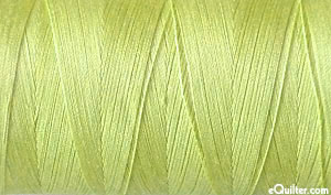 Green - AURIFIL Cotton Thread - Solid 50 Wt - Pale Avocado