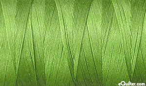 Green - AURIFIL Cotton Thread - Solid 50 Wt - Fern Green