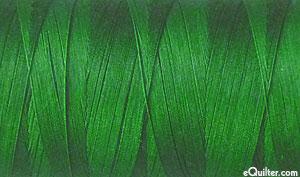 Green - AURIFIL Cotton Thread - Solid 50 Wt - Pine Green