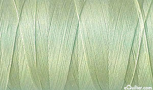 Green - AURIFIL Cotton Thread - Solid 50 Wt - Celadon