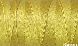 Gold - AURIFIL Cotton Thread - Solid 50 Wt - Light Brass