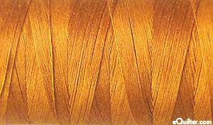 Gold - AURIFIL Cotton Thread - Solid 50 Wt - Golden Spice