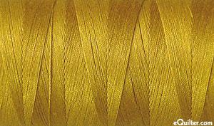 Gold- AURIFIL Cotton Thread - Solid 50 Wt - Brass