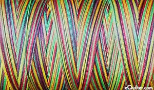 Variegated - AURIFIL Cotton Thread - 50 Wt - Marrakesh