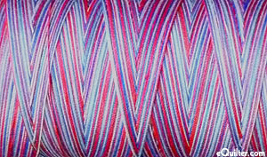 Variegated - AURIFIL Cotton Thread - 50 Wt - Liberty