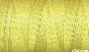 Variegated - AURIFIL Cotton Thread - 50 Wt - Lemon Ice