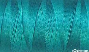 Turquoise - AURIFIL Cotton Thread - Solid - 50 Wt - Jade