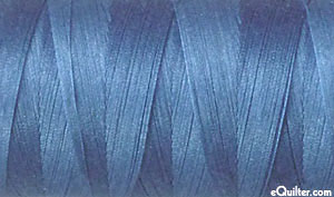 Blue - AURIFIL Cotton Thread - Solid 50 Wt - Wedgewood