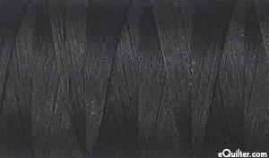 Gray - AURIFIL Cotton Thread - Solid - 50 Wt - Very Dk Gray
