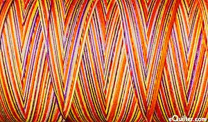 Variegated - AURIFIL Cotton Thread - 50 Wt - Desert Dawn