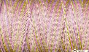 Variegated - AURIFIL Cotton Thread - 50 Wt - Spring Blush