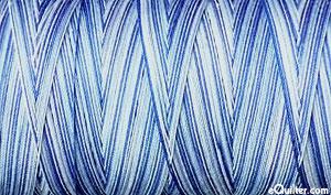 Variegated - AURIFIL Cotton Thread - 50 Wt - Storm at Sea