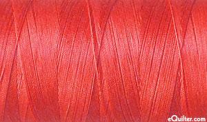 Red - AURIFIL Cotton Thread - Solid - 50 Wt - Medium Red