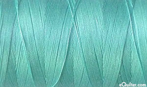 Turquoise - AURIFIL Cotton Thread - Solid - 50 Wt - Lt Turquoise