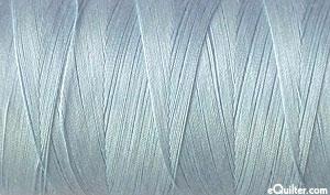 Blue - AURIFIL Cotton Thread - Solid 50 Wt - Iced Blue