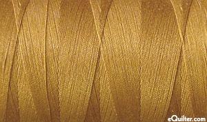Brown - AURIFIL Cotton Thread - Solid 50 Wt - Toast