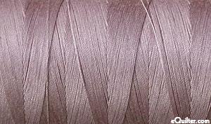 Purple - AURIFIL Cotton Thread - Solid 50 Wt - Warm Mauve