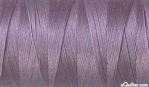 Purple - AURIFIL Cotton Thread - Solid 50 Wt - Twilight