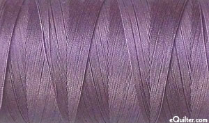 Purple - AURIFIL Cotton Thread - Solid - 50 Wt - Plumtastic