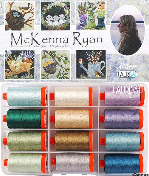 Aurifil Thread Set - McKenna Ryan