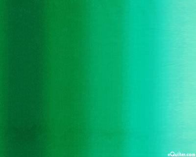 Gradations - Ombre Impressions - Basil/Patina Green
