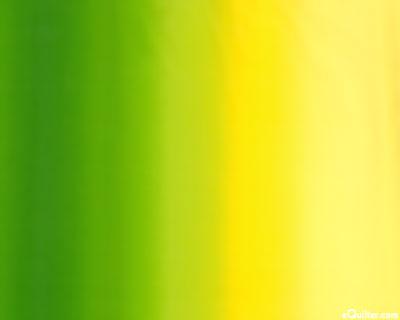 Gradations - Ombre Impressions - Leaf Green/Sun Gold