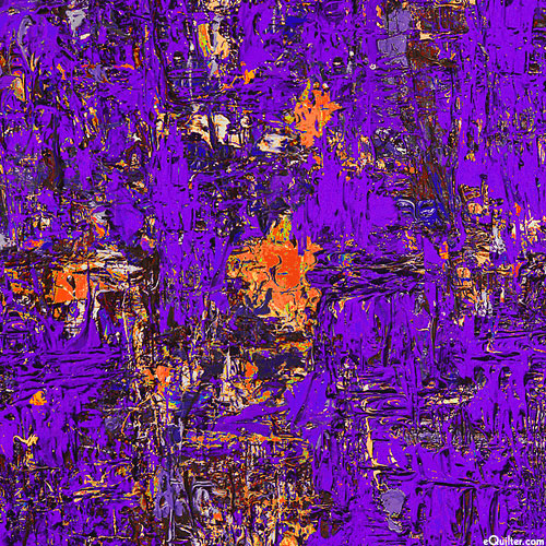 Poured Color - Impressions - Amethyst Purple