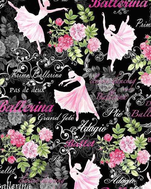 Pearl Ballet - Ballet Theatre - Black/Pearlescent