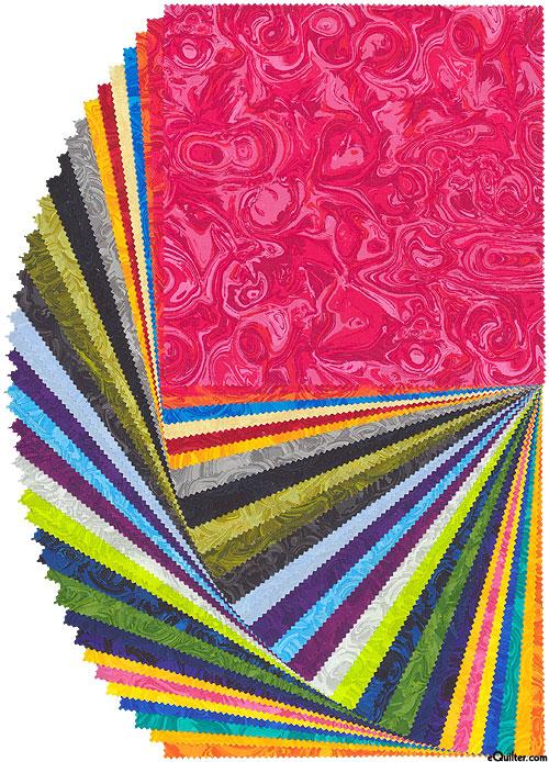 """Marbella by Paula Nadelstern - 10"""" Squares"""