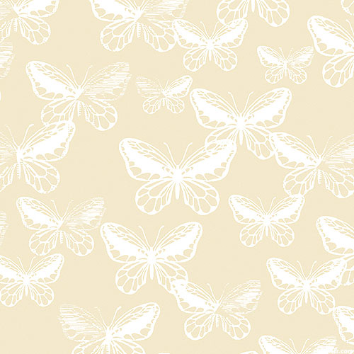 Better Basics Deluxe - Butterfly Sketches - Natural