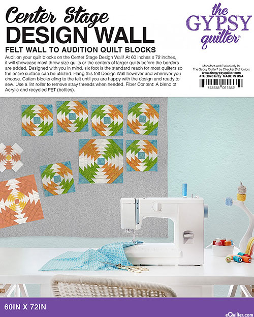 Center Stage Design Wall - Gray
