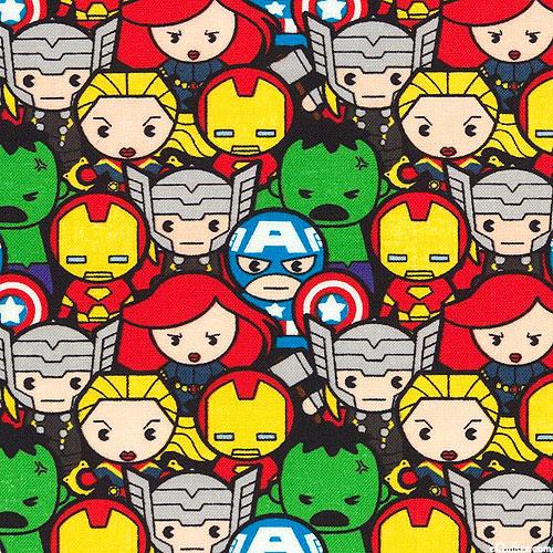 Marvel Kawaii - Avengers Assemble - Multi