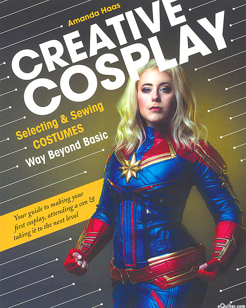 Creative Cosplay: Selecting & Sewing Costumes