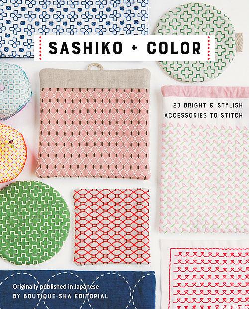 Sashiko + Color