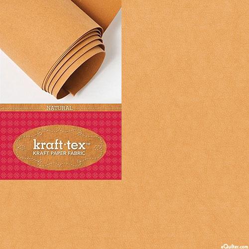 Kraft•Tex™ - Paper Fabric Roll - Natural
