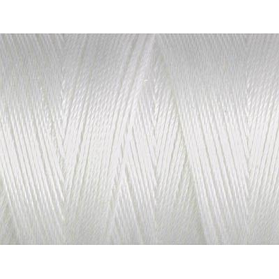 C-Lon Micro Cord - White - 320 yd Spool