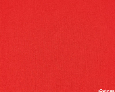 Red - American Made Brand Solids - Vivid Red
