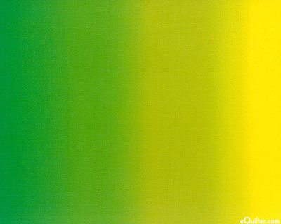 Japanese Import - Shades - Evening Ombres - Chartreuse