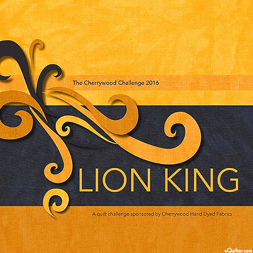 The Lion King Book - The Cherrywood Challenge 2016