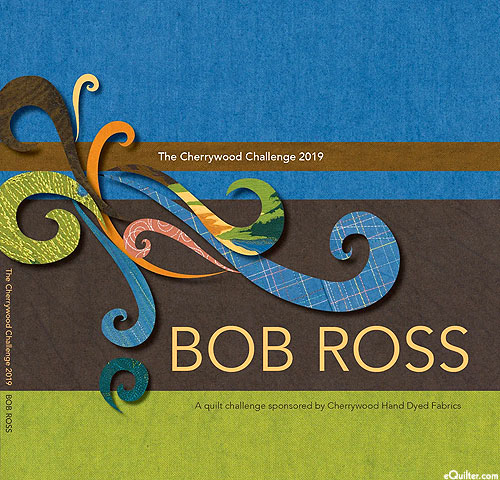 The Bob Ross Book - The Cherrywood Challenge 2019